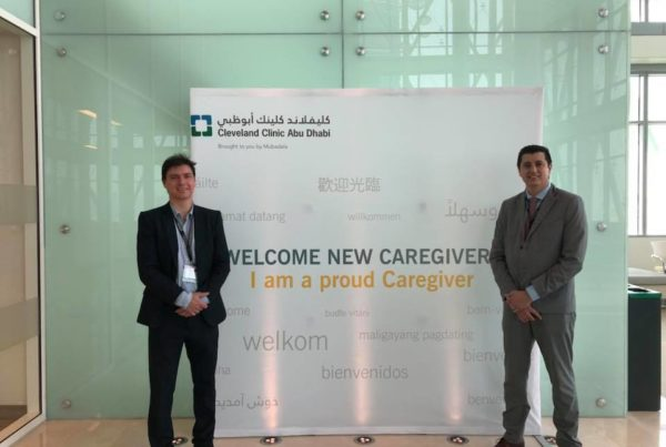 Visita a Cleveland Clinic Abu Dhabi | Austral Bariátrica