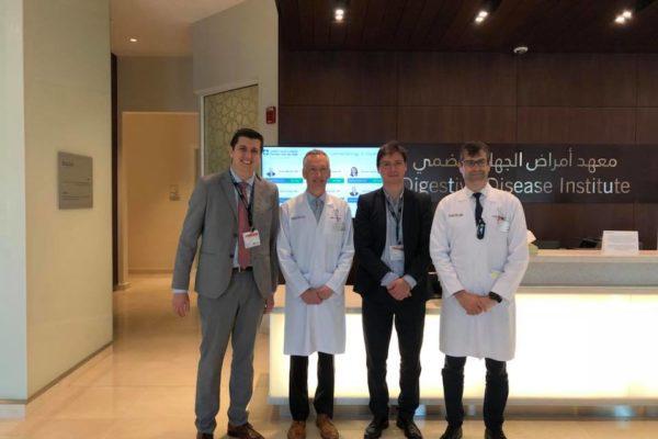 Visita a Cleveland Clinic Abu Dhabi   Austral Bariátrica