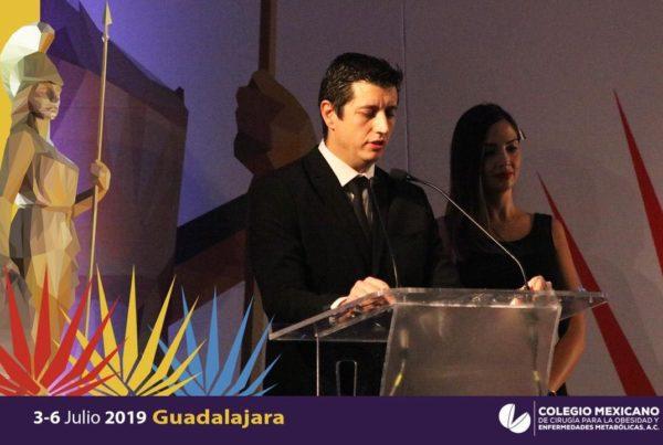 El Dr. Pedro Martínez participó como expositor del XXI Congreso Internacional de Cirugía para la Obesidad y Enfermedades Metabólicas | Austral Bariátrica
