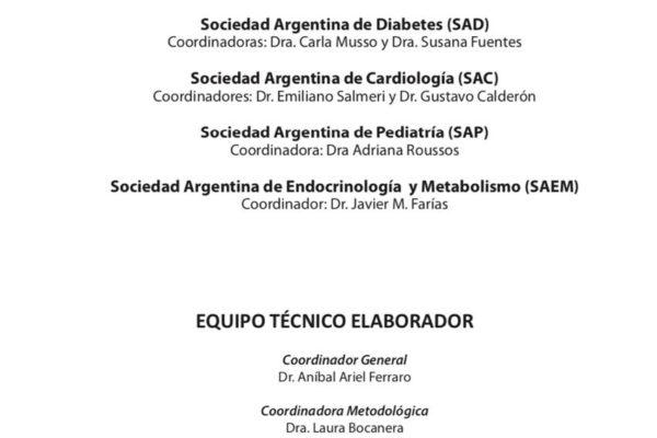 Presentación del Consenso Intersocietario sobre Cirugía Bariátrica y Metabólica en el Senado de la Nación   Salud y Bienestar