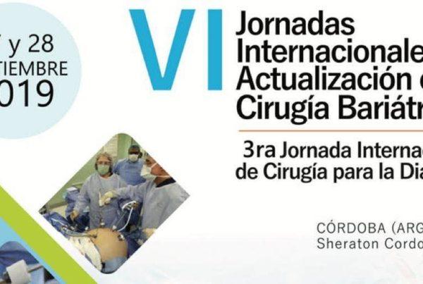 Presentes en las VI Jornadas Internacionales de Actualización en Cirugía Bariátrica   Austral Bariátrica