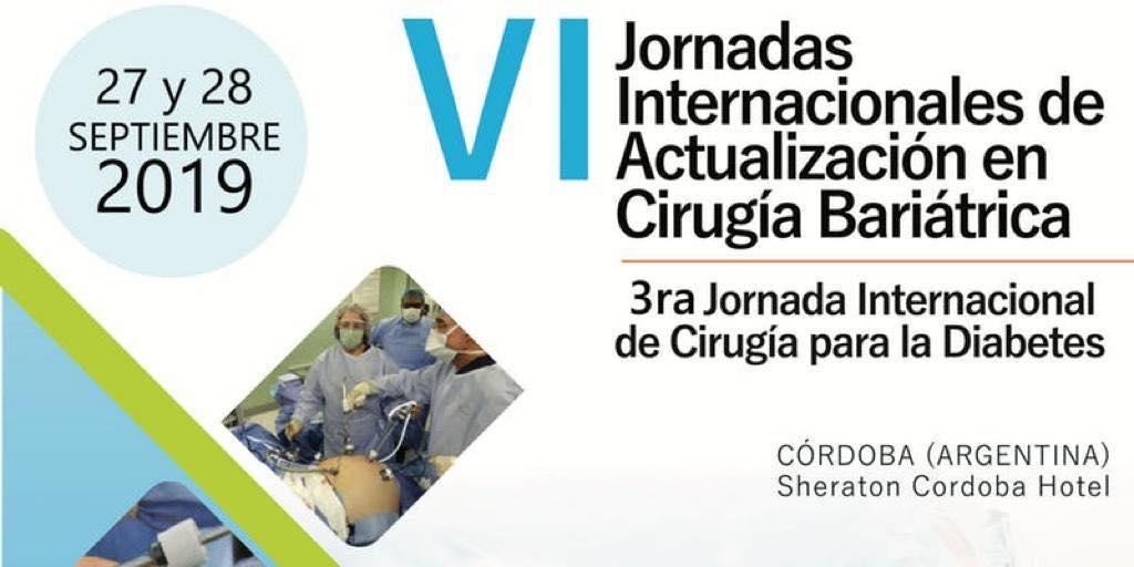Presentes en las VI Jornadas Internacionales de Actualización en Cirugía Bariátrica | Austral Bariátrica
