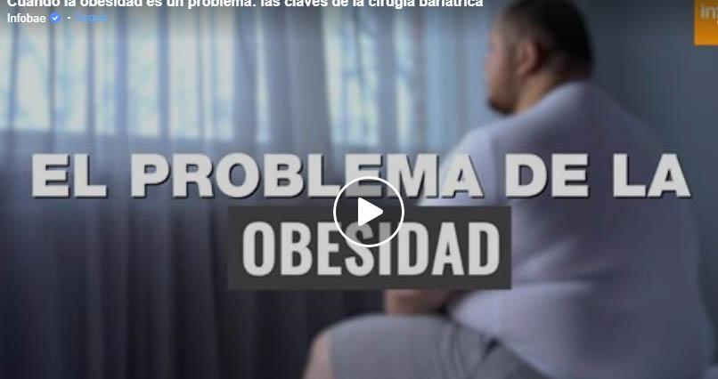 El problema de la obesidad | Nota Infobae | Salud y Bienestar