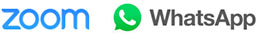 Zoom | WhatsApp